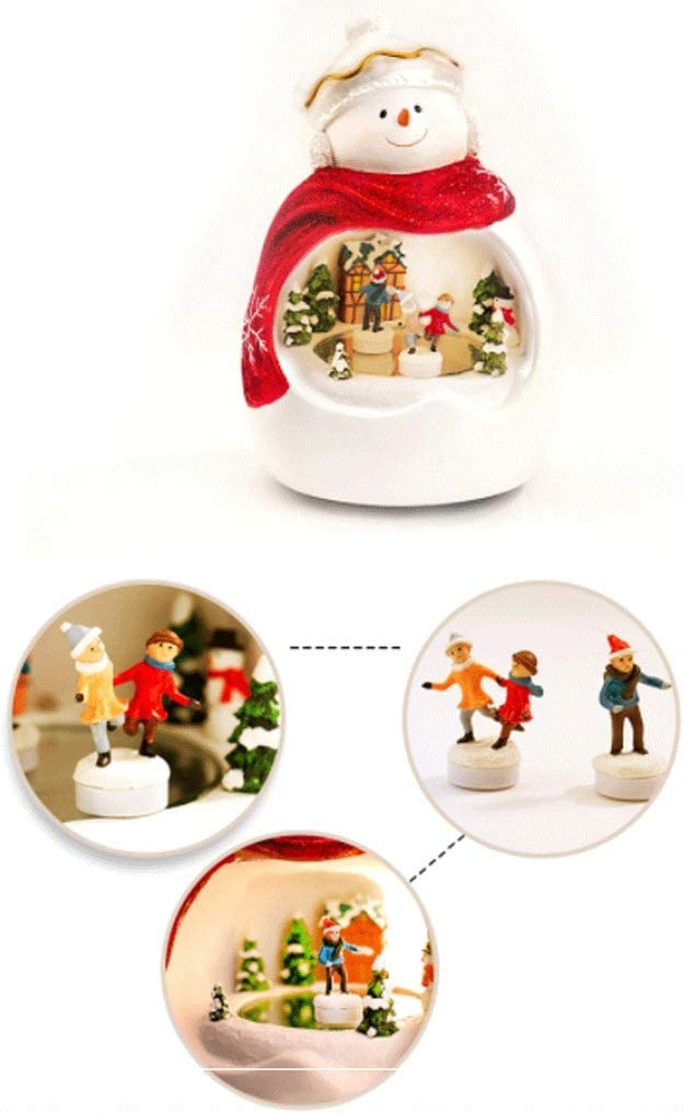 ZYLBDNB Musical Boxes Recommended Christmas Music Jacksonville Mall Christma Box Gift Creative