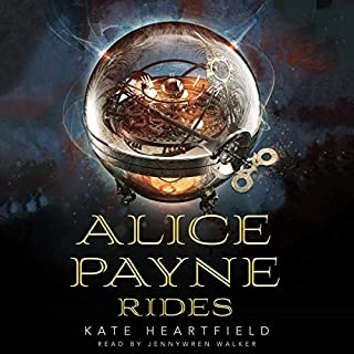 Alice Payne Rides cover art