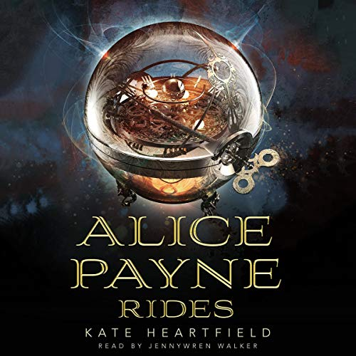 Alice Payne Rides audiobook cover art