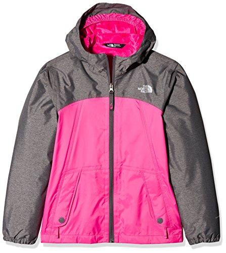 The North Face Warm Storm, Giacca Bambina, Rosa, XL