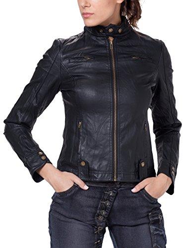 TANTRA Coat9537 Chaqueta Deportiva, Negro, Small (Tamaño del Fabricante:S) para Mujer
