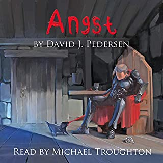 Angst audiobook cover art