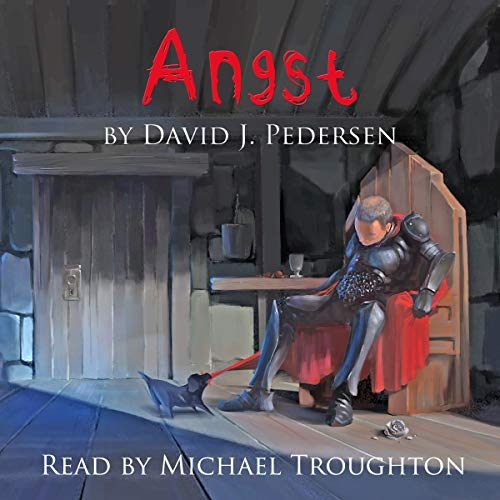 Angst  By  cover art