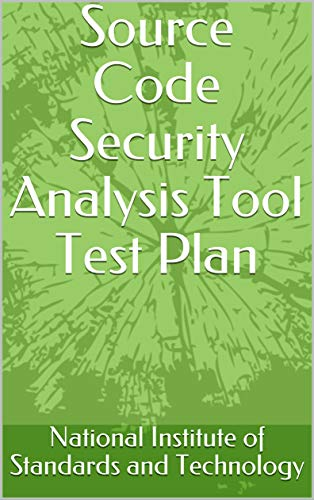 Source Code Security Analysis Tool Test Plan (English Edition)