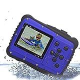 Vmotal GDC5262 Impermeable cámara Digital con Zoom Digital de 8X / 8MP / 2' TFT LCD de la Pantalla/Cámara Impermeable para niños (Azul)