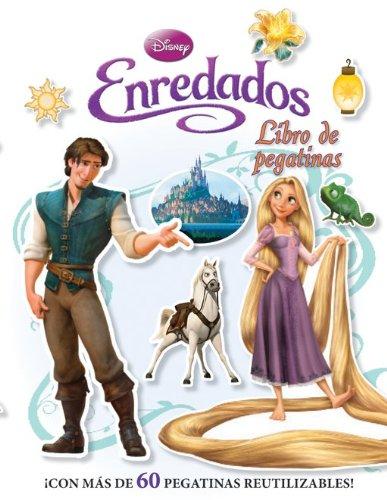 Enredados. Libro de pegatinas (Disney. Enredados)