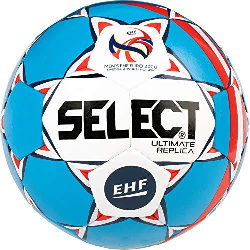 Select Replica Ball für Erwachsene, Unisex, Blau/Weiß, Senior (3)