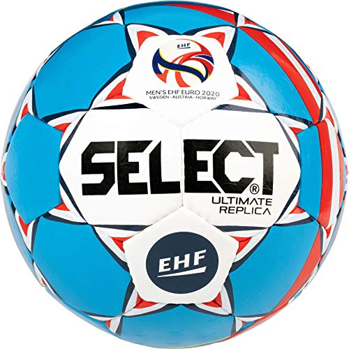 Select Replica Ball Unisex, Unisex, Blau/Weiß, junior(2)