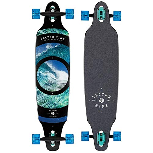 Sector 9 Mariner Maple Lookout Complete Longboard, 41.125' x 9.625'