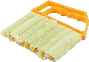 F Vensterreinigingsborstel (Color : Yellow)