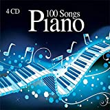 100 Songs Piano Compilation, Classical, Neoclassical & Modern Piano Pieces, Relaxing Piano Music [4CD]