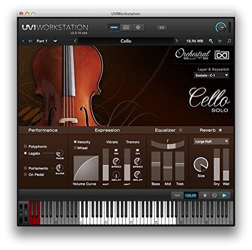 OrchestralSuite-オーケストラ音源