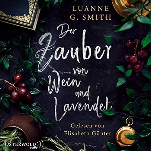 Der Zauber von Wein und Lavendel Titelbild