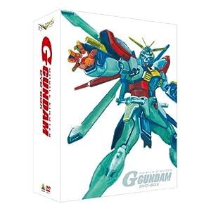 "G-SELECTION 機動武闘伝Gガンダム DVD-BOX 【初回限定生産商品】"""