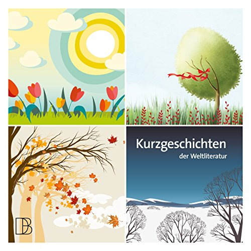 Kurzgeschichten der Weltliteratur audiobook cover art