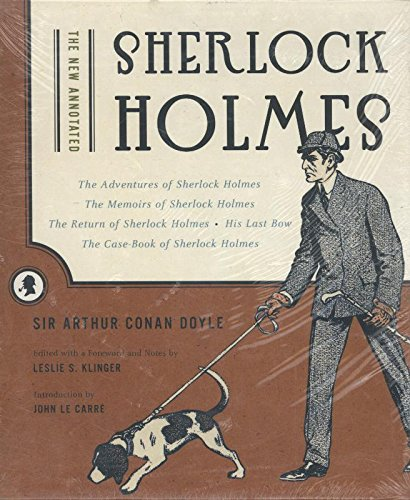 The New Annotated Sherlock Holmes 150th Anniversary: The Short Stories (2 Vol Set)