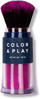 Color & Play: Hair Pigment Powder - Purple Passion