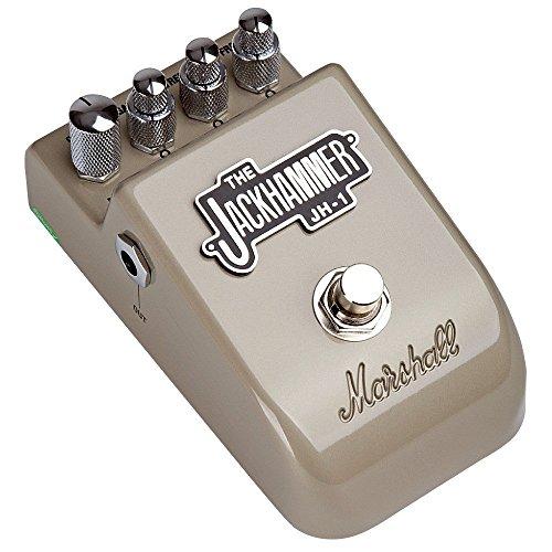 Pedal de Distorsión Marshall The Jackhammer JH-1 | Analógico de 7 reguladores.