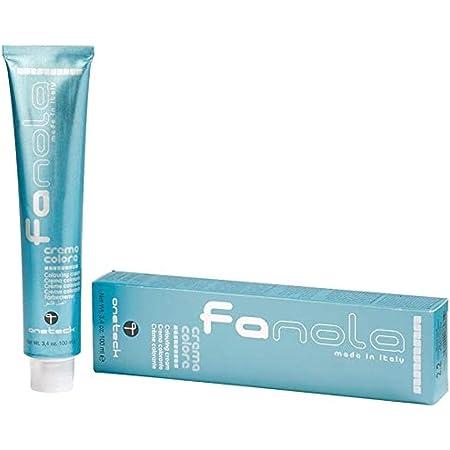 FANOLA Hair Color Fanola 11.2 Super Blond Platinum Pearl - Crema para el pelo (100 ml)