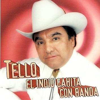 El Indio Cahita Con Banda