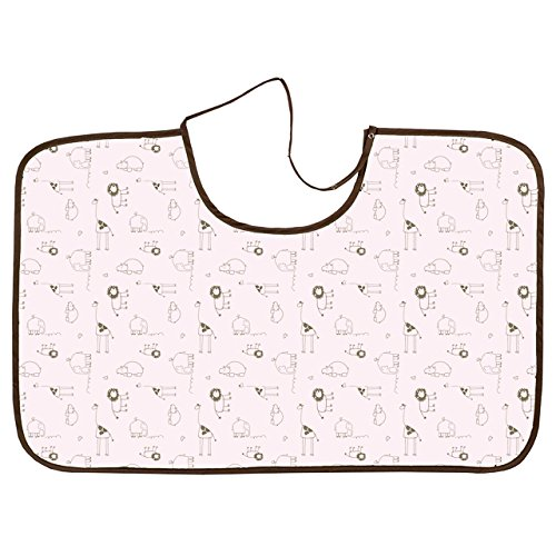 Why Choose Kushies Compact Flannel Nursing Canopy (Pink Safari)