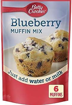9-Pack Betty Crocker Blueberry Muffin Mix