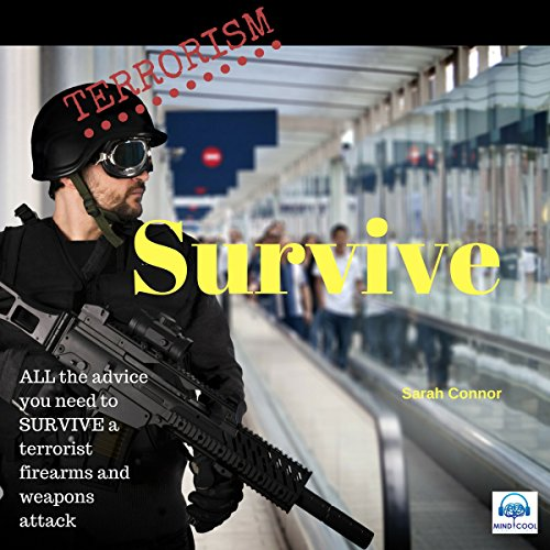 Terrorism: Survive audiobook cover art