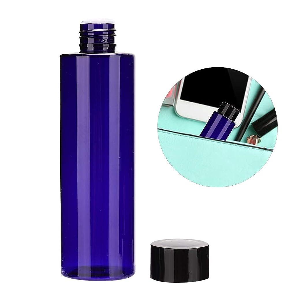 200ML PET 詰め替え 可能な空 液体ボトルローション スキンケア 製品 空の化粧品 トナーコンテナボトル