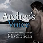 Archer's Voice audiobook cover art
