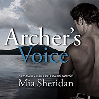 Archer's Voice audiobook cover art