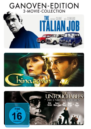 Ganoven-Edition: 3-Movie-Collection [3 DVDs]