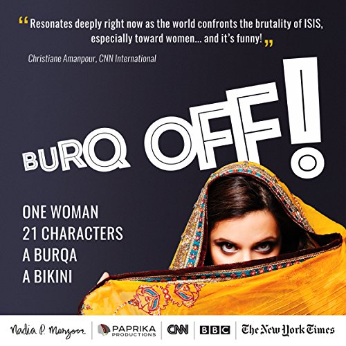 Burq Off! audiobook cover art