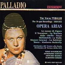 The Young Tebaldi: The 78 rpm Recordings, 1949-1952 (Opera Arias)