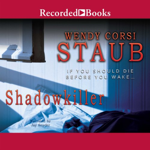 Shadowkiller audiobook cover art