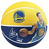 Spalding NBA Player Action Basketball 29.5 Inch Stephen Curry