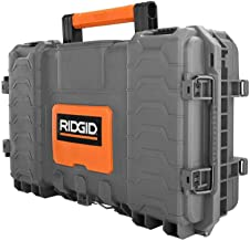 RIDGID 222570 22 in. Pro Tool Box, Black