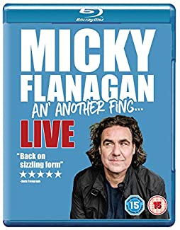 Micky Flanagan - An' Another Fing... Live