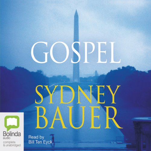 Gospel audiobook cover art
