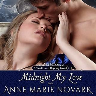 Midnight My Love audiobook cover art