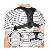 Size M 28-36 Inch Brace Support Belt Adjustable Back Posture Corrector...