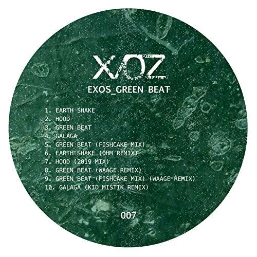 Green Beat (Fishcake Mix) (Waage Remix) (Fishcake Mix, Waage Remix)