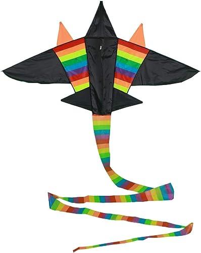 Caixia Kreativer mittelGrößer und Größer dreidimensionaler Jagddrachen für Kinder, leichte Brise mit Einem Lineboat-Drachen (Größe   500m Reel)