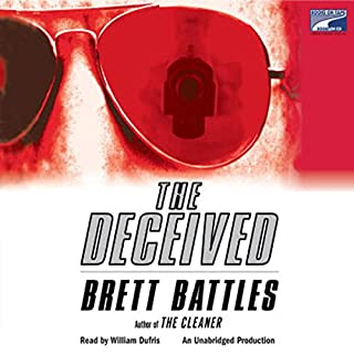 The Deceived audiobook cover art