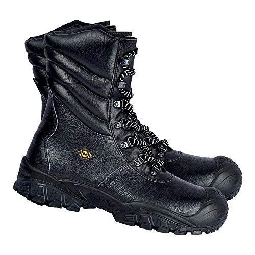 Cofra Safety URAL UK S3 SRC Sicherheits Jäger Stiefel, Schwarz, Größe 42, NT030-000.W42