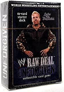 WWE Raw Deal Unforgiven Starter Deck Leader of the Peepulation [Toy]