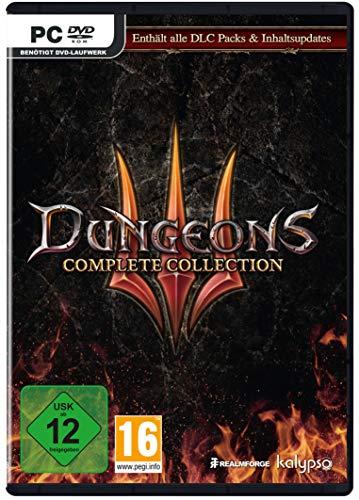 Dungeons 3 Complete Collection. Für Windows 7/8/10 (64-Bit)