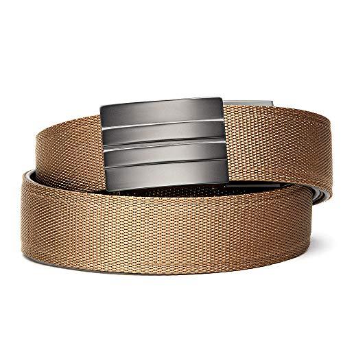 KORE Tactical Gun Belt | X2 Buckle & Tan Reinforced Belt