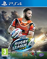 Rugby League Live 4 (PS4) (輸入版)