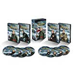 Sharpe: ITV Series - The Complete Classic Collection + DVD Exclusive Special Features Including Shooting Legend (8 Disc Box Set) [DVD]