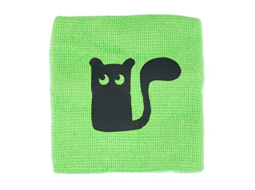 Miniblings Muñeca del calentadores de ardilla con cremallera animales gato gr